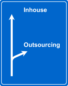 Innovation projects: inhouse or outsourcing