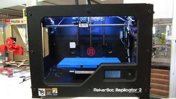 3D-Printer MakerBot Replicator 2